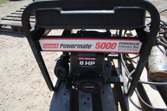Coleman Generator Powermate 5000