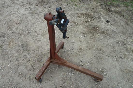 Motor stand (3 wheels)