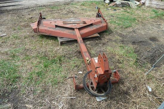 3 point 6' Belly Mower
