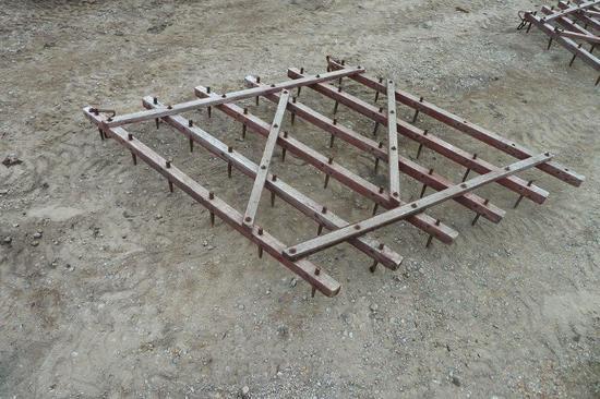5' x 5' driveway drag