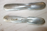 Vintage Speed Scaler fishing tool set of two