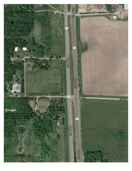 40 Acres of Tillable Crop Land, Milaca, MN