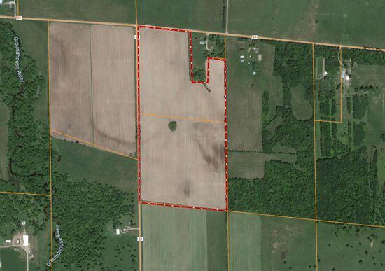 73 Acres of Farmland in Oglivie, MN