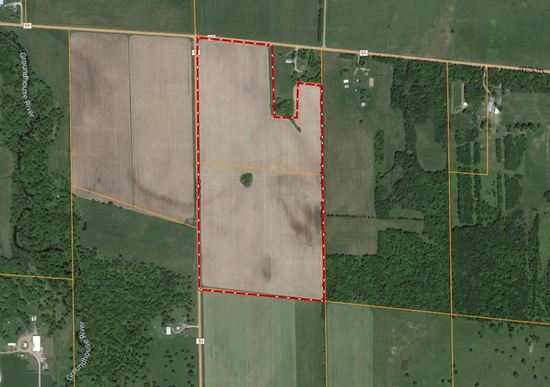 73 Acres of High Valued Farmland in Ogilvie (Kanabec Township), MN