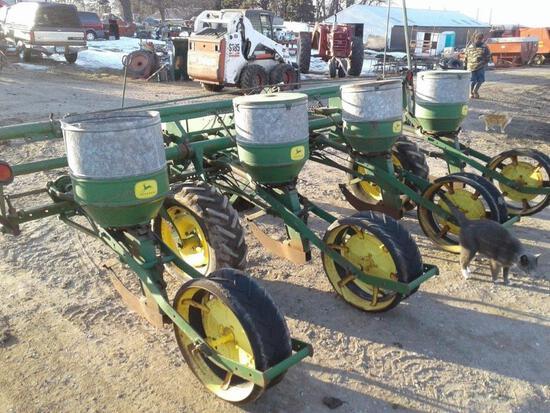 494A John Deere Planter