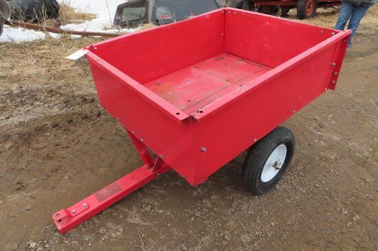 Utility Garden Cart