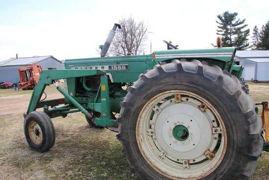 1555 Oliver Tractor