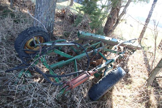 John Deere 3 Bottom Moldboard Plow