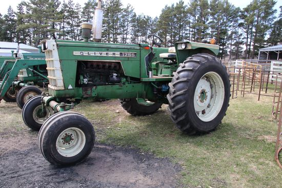 1755 Oliver Tractor