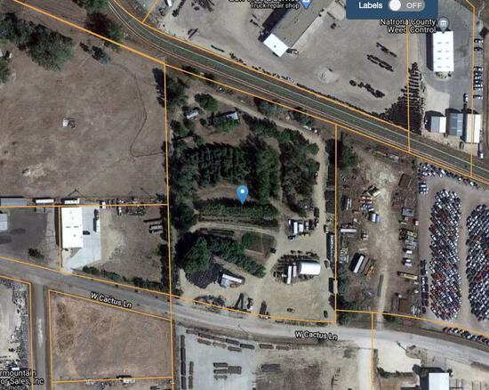 5.65 Acres - 6920 W Cactus Ln., Casper, WY 82604