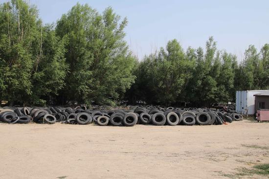 HUGE TIRE AUCTION ag/truck/construction CASPER WY