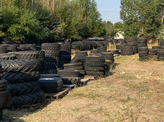 Wyoming Tire- Retirement auction