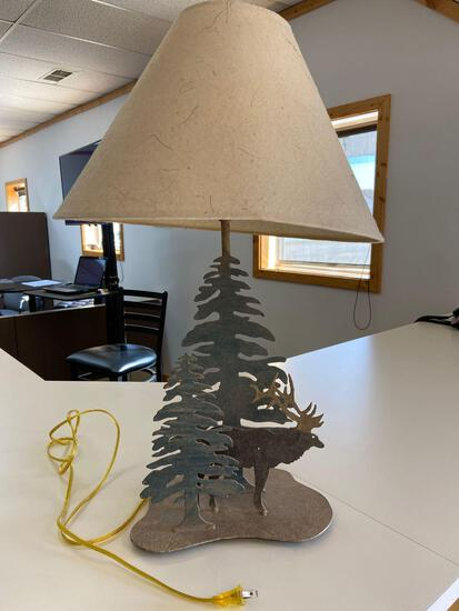 Elk Table lamp with shade
