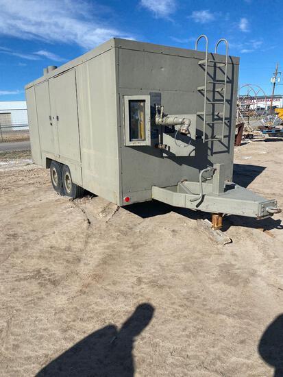Dresser 1500 LeRoi Air compressor
