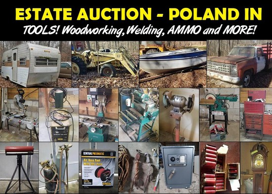 Estate of James Wilke Auction