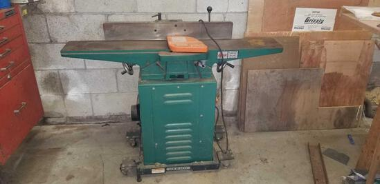 "Grizzly 6"" Jointer"