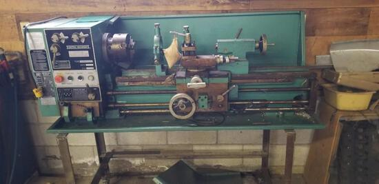 Gear Head Metal Lathe