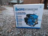 Pacifichydrostar clear water pump