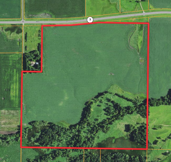 150 Acres in New Germany, MN