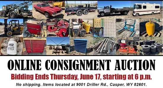 Wyoming June Consignment