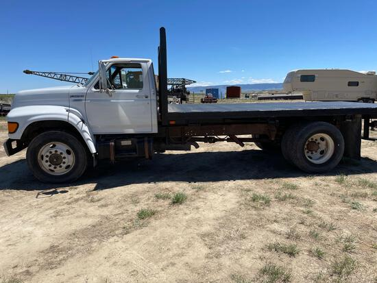 1998 Ford flatbed