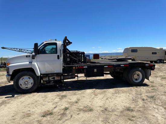 Chevrolet c 7500 truck