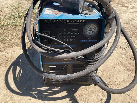 DC Plasma cutter