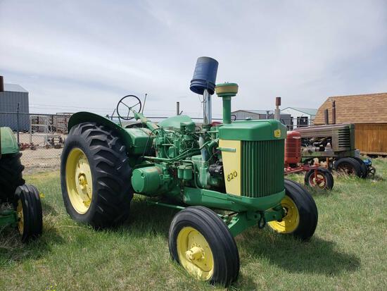 820 John Deere Diesel