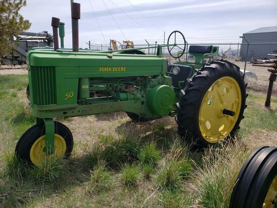 50 John Deere Tractor