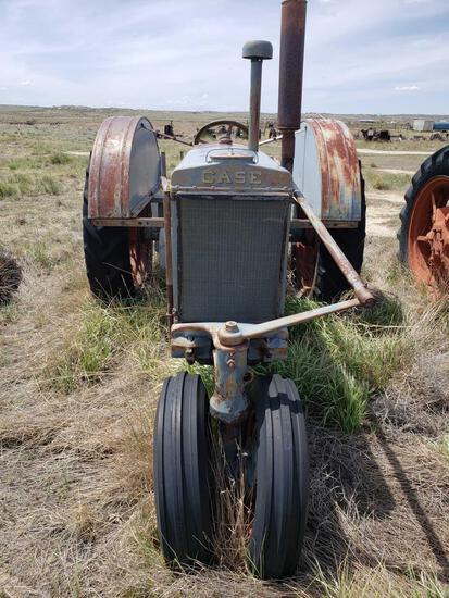Case CC Tractor