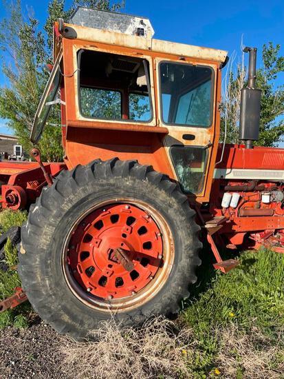International tractor 1066