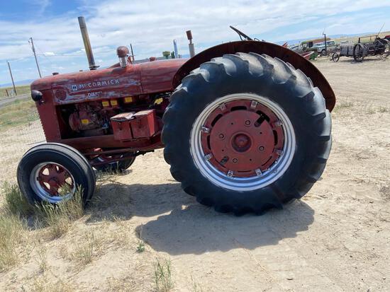 Wd 9 international tractor