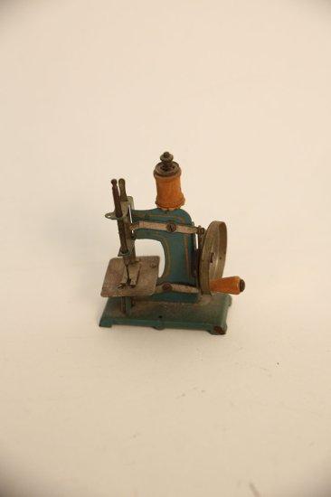 Miniature Sewing Machine Tin Vielfach Geschutz
