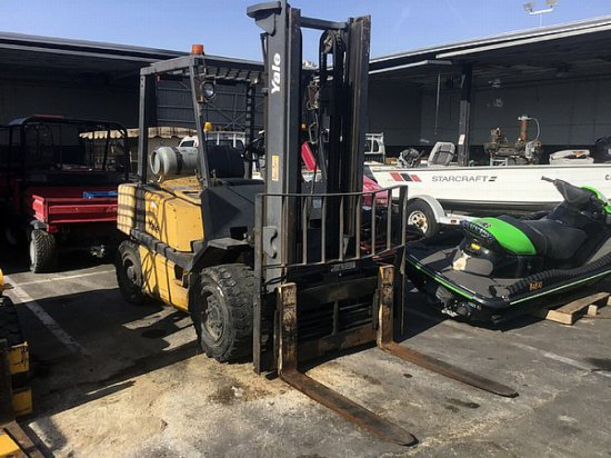 1994 YALE FORKLIFT | H    Auctions Online | Proxibid