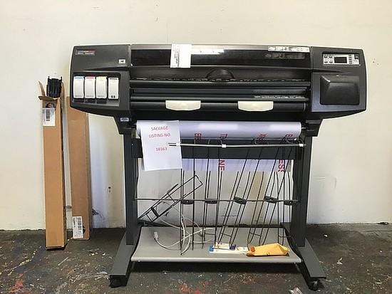 Designjet 1055cm hp Printer Adobe post script 3