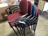 5 lobby chairs