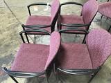 4 lobby chairs