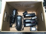 5 Assorted  Electric wired  staplers