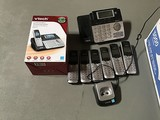 6 VTech Cordless Phones with Answering system