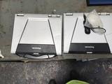 2 Panasonic Labtops W/ Mosue