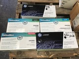 3HP LaserJet Tone Cartridge&2 Printer Cartridges