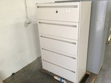 2Metal File Cabinets