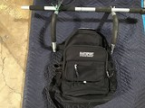 Pull up bar pro fit, black eastport backpack