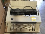 2 IBM Wheelwriters W/ Automatic Laminator