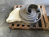 Fire hose , painters cloth