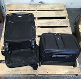 1 Suitcase & 2 Labtop Bags
