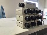Ten toshiba 10 bit DSP cameras
