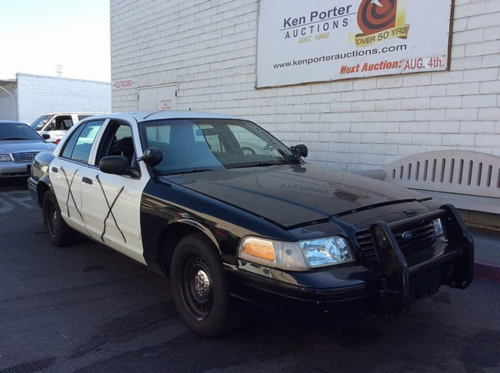 2001 Ford Crown Victoria Auctions Online Proxibid