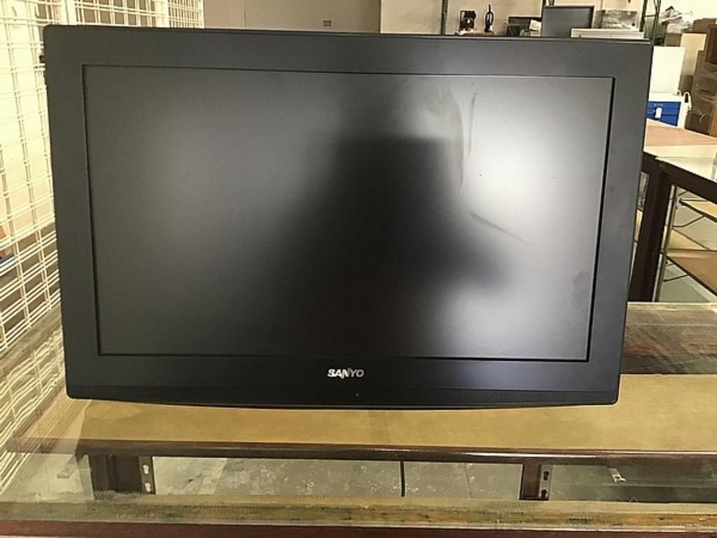 Lot: Sanyo Tv | Proxibid Auctions