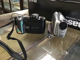 Nikon colorpix 4500, canon 35x optical zoom video camera